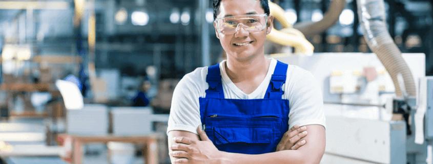 Produktionshelfer bei PROMIND services