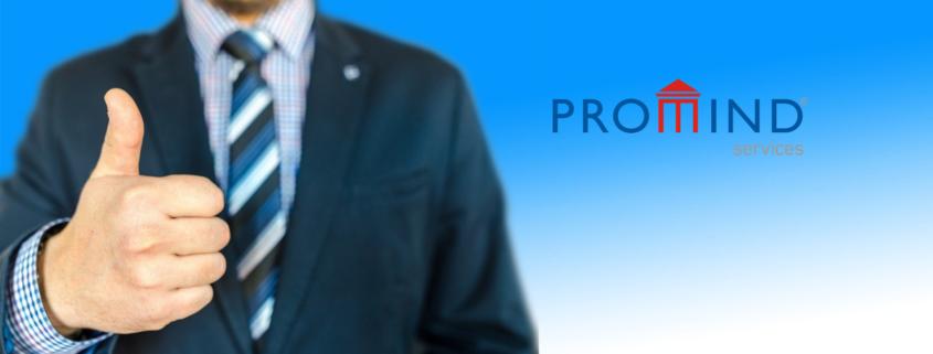 Qualitätskontrolleur von PROMIND services
